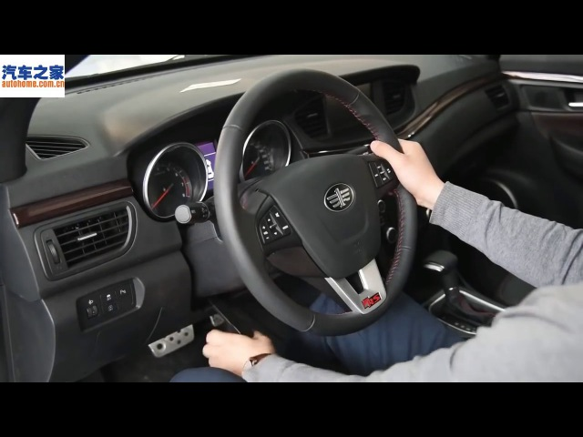 New 2017 FAW Besturn B50 1 4T Interior and Exterior Overview