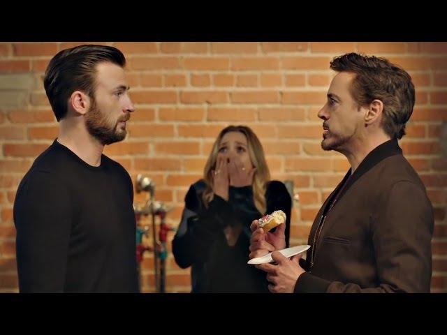 Последний пончик. Короткометражка от MARVEL.