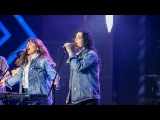 X-Factor4 Armenia-Gala Show 8-Garik, Sona&ampEmanuel Mariam-Gutan