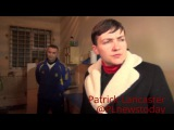 (ENG SUBS)Nadiya Savchenko visits Ukraine POWs in DPR Donetsk