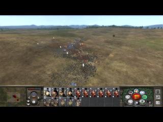 Medieval II Total War 7 ☩Крестовый поход на Францию☩