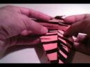 Origami Tutorial Lesson 038 - Tiger