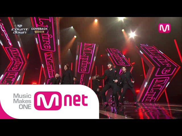 엠파이어_그런 애 아냐 (Not That Kind of Person by M.Pire of M COUNTDOWN 2014.05.15)