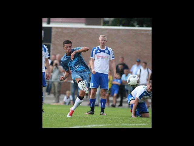 Gor Agbaljans amazing goal vs Almelose Selectie
