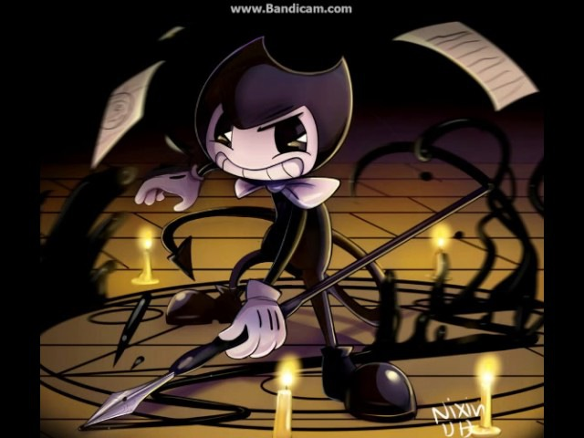 Bendy and the Ink Machine Song (RUS)