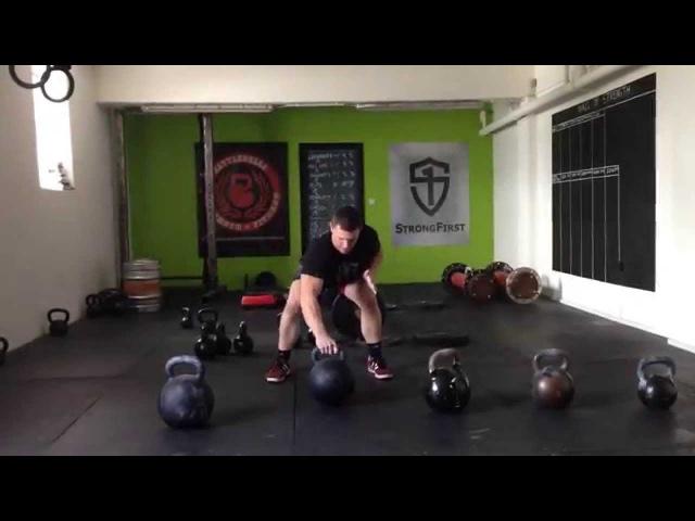 Monster Kettlebell cleans;80kg,68kg,60kg,48kg2 x 68kg presses.