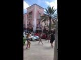 Pitbull , J. Balvin Y Camila Graban videoclip en Miami