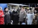 Песенный флешмоб. Оккупированный Артёмовск. В землянке (Бьётся в тесной печурке огонь)