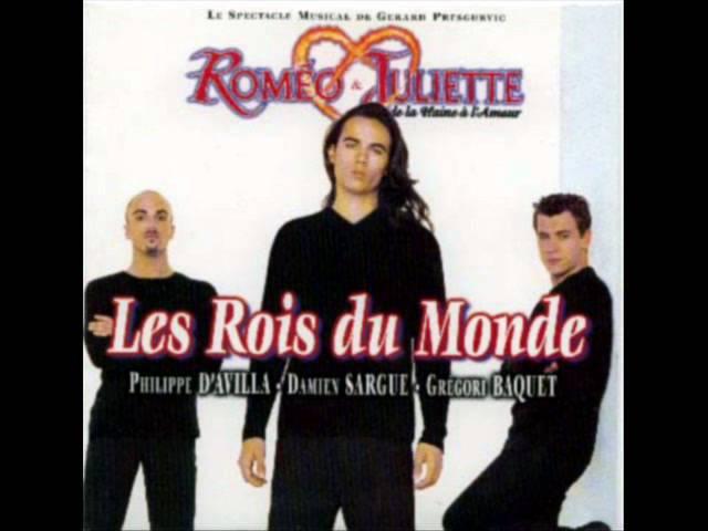 ♥♫ Les rois du monde (Roméo et Juliette) (Lario remix) ♫♥