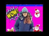 Зимние каникулы)) С Новым годом))