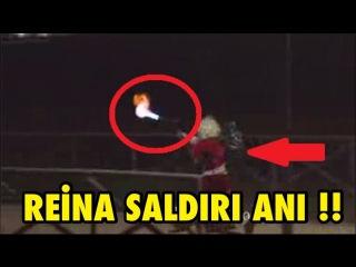 REİNA NOEL BABA KIYAFETLİ SİLAHLI SALDIRI ANI !! (KANLI YILBAŞI GECESİ)