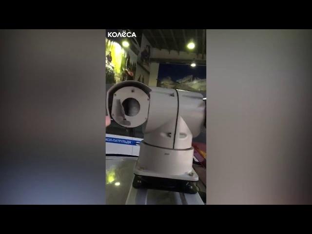 Камеры с круговым обзором ставят на полицейские авто в Атырау
