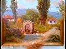 Феодосия Музей Александра Грина Выставка Нури Якубова