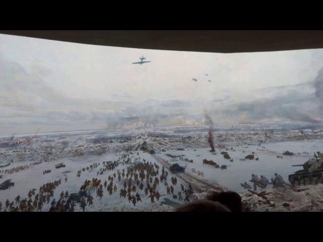 Музей-диорама Прорыв блокады Ленинграда (экскурсия)