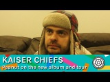 Kaiser Chiefs  Peanut on closing their tour in Leeds