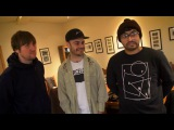 Kaiser Chiefs Talk Tea