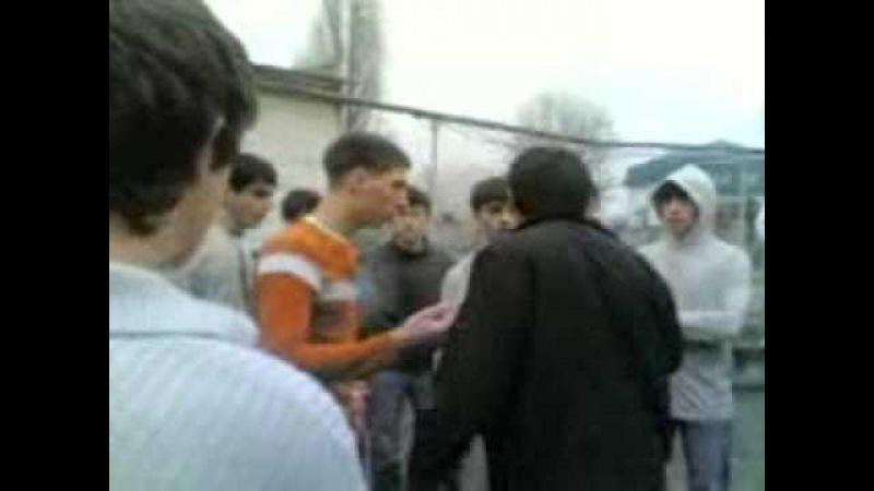 Разборки Кабардинцев в Нальчике