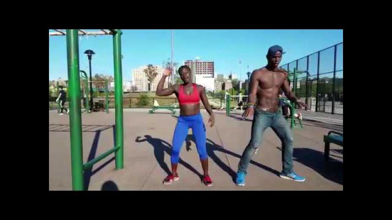 Coach Cass and Body by Burnhard Tila Challenge Dance