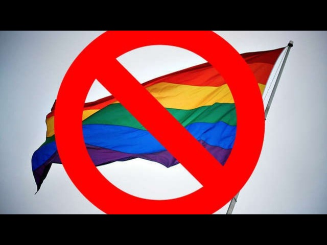 Гомосексуализм не норма - это отклонение