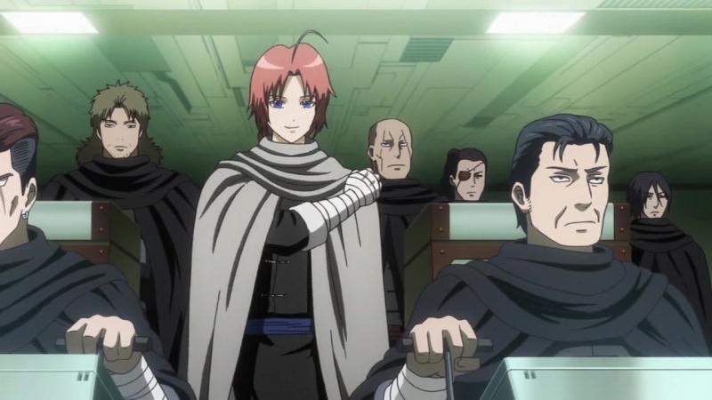 AnimeJet 01 Gintama 2017 Гинтама 5 сезон 1 серия русская озвучка Failik Zuten SKY'S