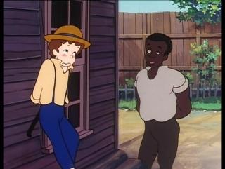 [AniDub] Tom Sawyer no Bouken | Приключения Тома Сойера [06] [Azazel, Mai]