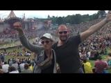 Tomorrowland: Санёк тусит под EDM