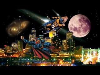 Супермен против Часовой [DC vs Marvel]