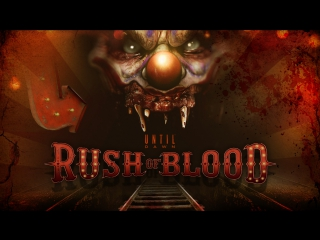 Until dawn_ rush of blood - games preview summer 2016 _ ps vr