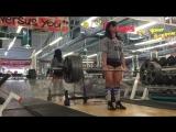 Marisa Inda. 150 kg x 6 reps