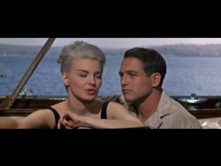 Paul Newman.-Desde la terraza.-(1960).Español