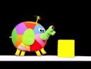 Мультики для самых маленьких Что это, Мойа Развивающий мультик, 17 серия. Цвета для детей 어린이만화 кукольный театр