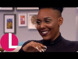 Lorraine The Voice's Stacey Skeete on Joining Jennifer Hudson's Team