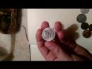 2 марки Лютер , двор J , в штемпельном блеске