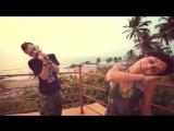 Dub FX feat. Flower Fairy - Wandering Love (at 9 Bar in Goa, India)