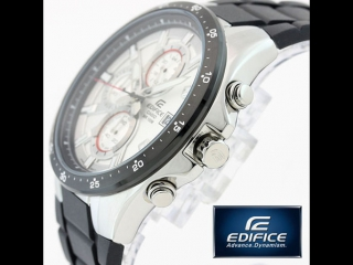 Обзор и настройка часов CASIO EDIFICE EFR-519-7AVEF (Review)