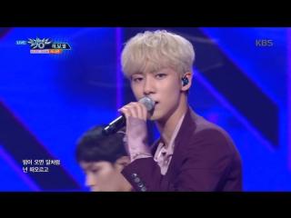 170616 KNK (크나큰) - Sun.Moon.Star (해.달.별) @ Music Bank
