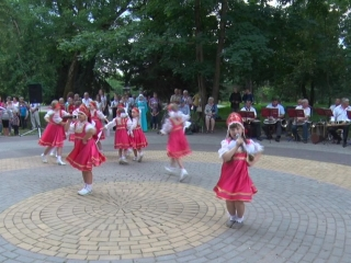 Концерт в честь Дня флага РФ