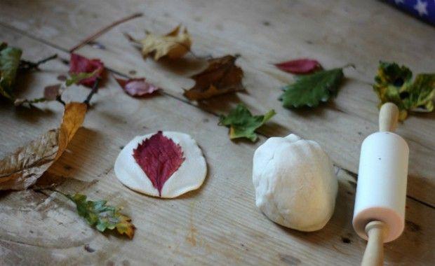 как сделать соленое тесто для лепки