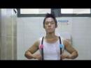 Корейская реклама геля для волос GATSBY