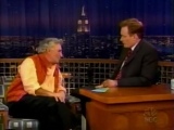 Peter Falk on Late Night with Conan OBrien - 1-29-03
