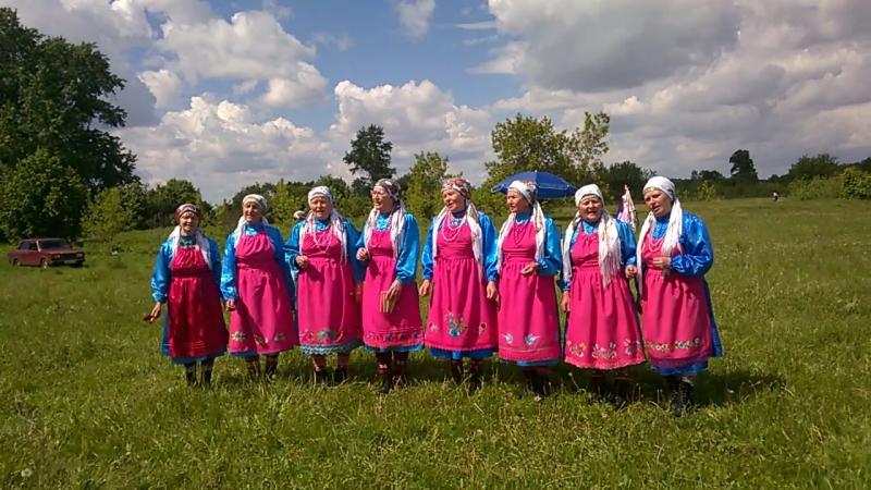 Праздник села д.Варзи-Пельга