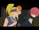 【MMD Naruto】Sasori, Deidara _ Artistic Dorks