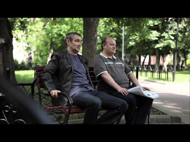 Балабол / Одинокий волк Саня (9-10 серия) 2013, Иронический детектив, HDTV (1080i)