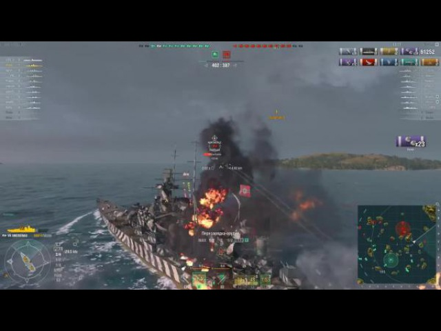 World of warships Gneisenau только вперед Гнейзенау Z1ooo World of Warships