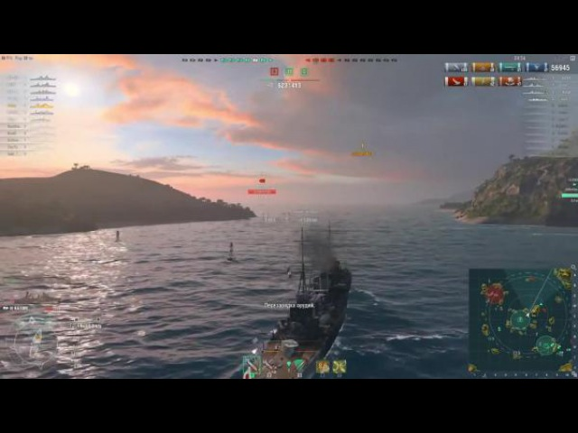 World of warships IJN Katori Эксклюзив Z1ooo World of Warships