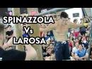 😱 FINALE CALISTHENICS RIMINI WELLNESS 2017: SPINAZZOLA Vs LAROSA
