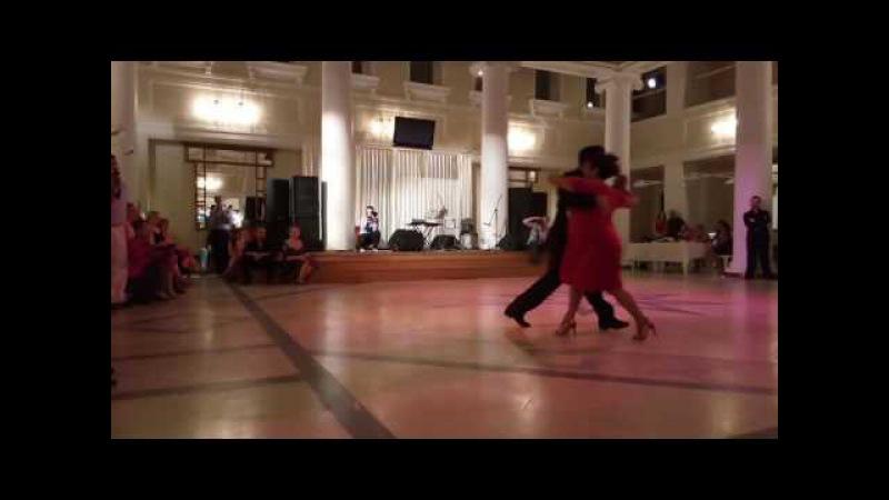ГРАСИЕЛА ГОНЗАЛЕС И ЛЕОНАРДО САРДЕЛЛА 4-tango festival La Vida Del Tango CHELY 29.04.2017