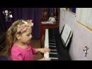 Уроки фортепиано с Людмилой Рудаковой для самых маленьких