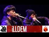 iLLDEM (ETTOMAN &amp TATSUAKI)    Grand Beatbox TAG TEAM Battle 2017    Elimination