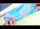 Изготовление тесьмы в стиле Chanel с цепочкой и шифоном Мастер класс на ютуб канале...